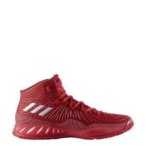adidas Mens Crazy Explosive 2017 Harden Red Shoes